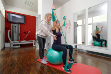 Krankengymnastik & Physiotherapie